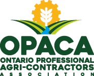 Ontario Professional Agri-Contractors Association Logo